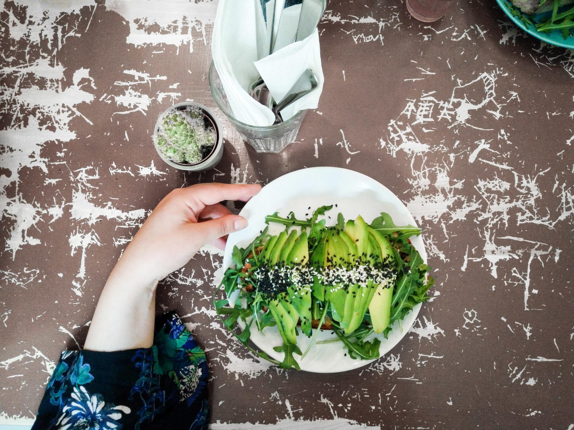 Coffe Room in Prague – Vegan Food Guide