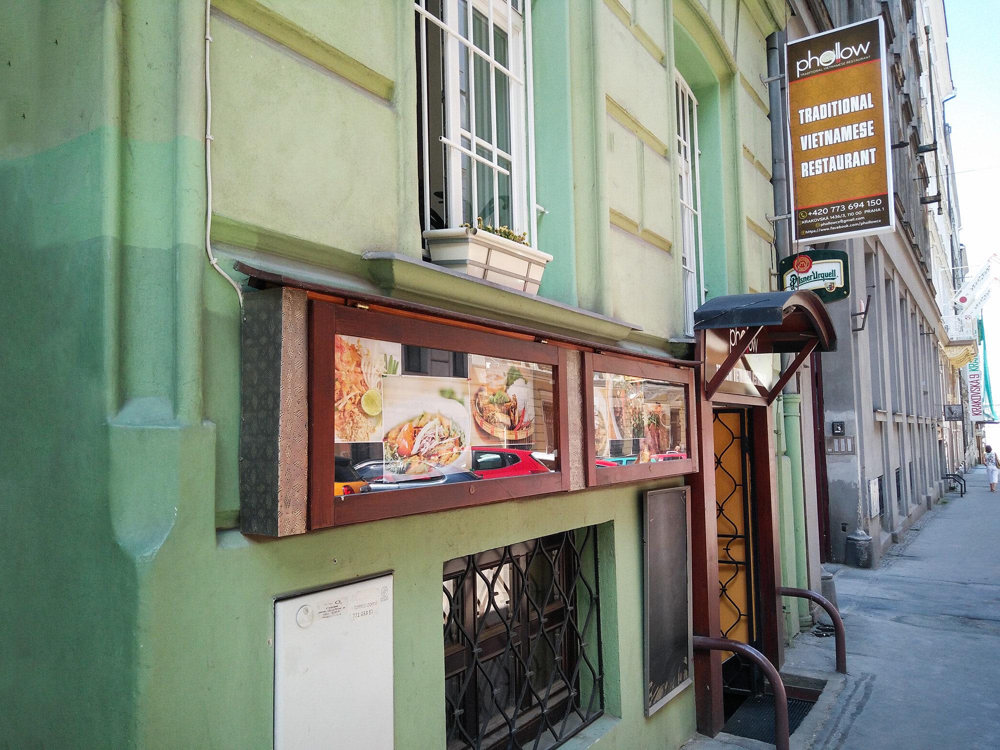 Phollow vietnamese food in Prague – Vegan Food Guide
