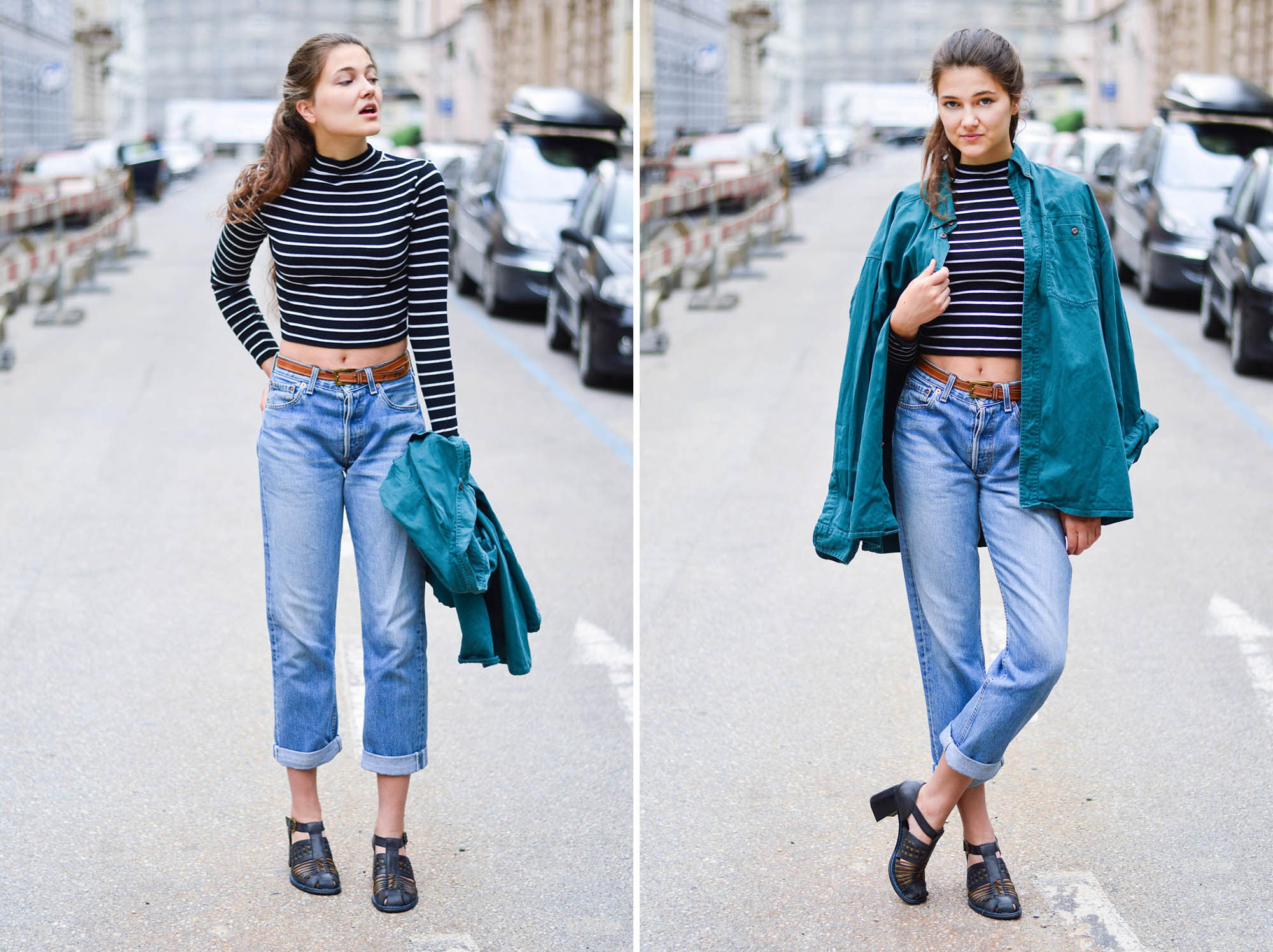 Top 3 Ways to style Mom Jeans | Dogdays of Summer Blog ZZ68