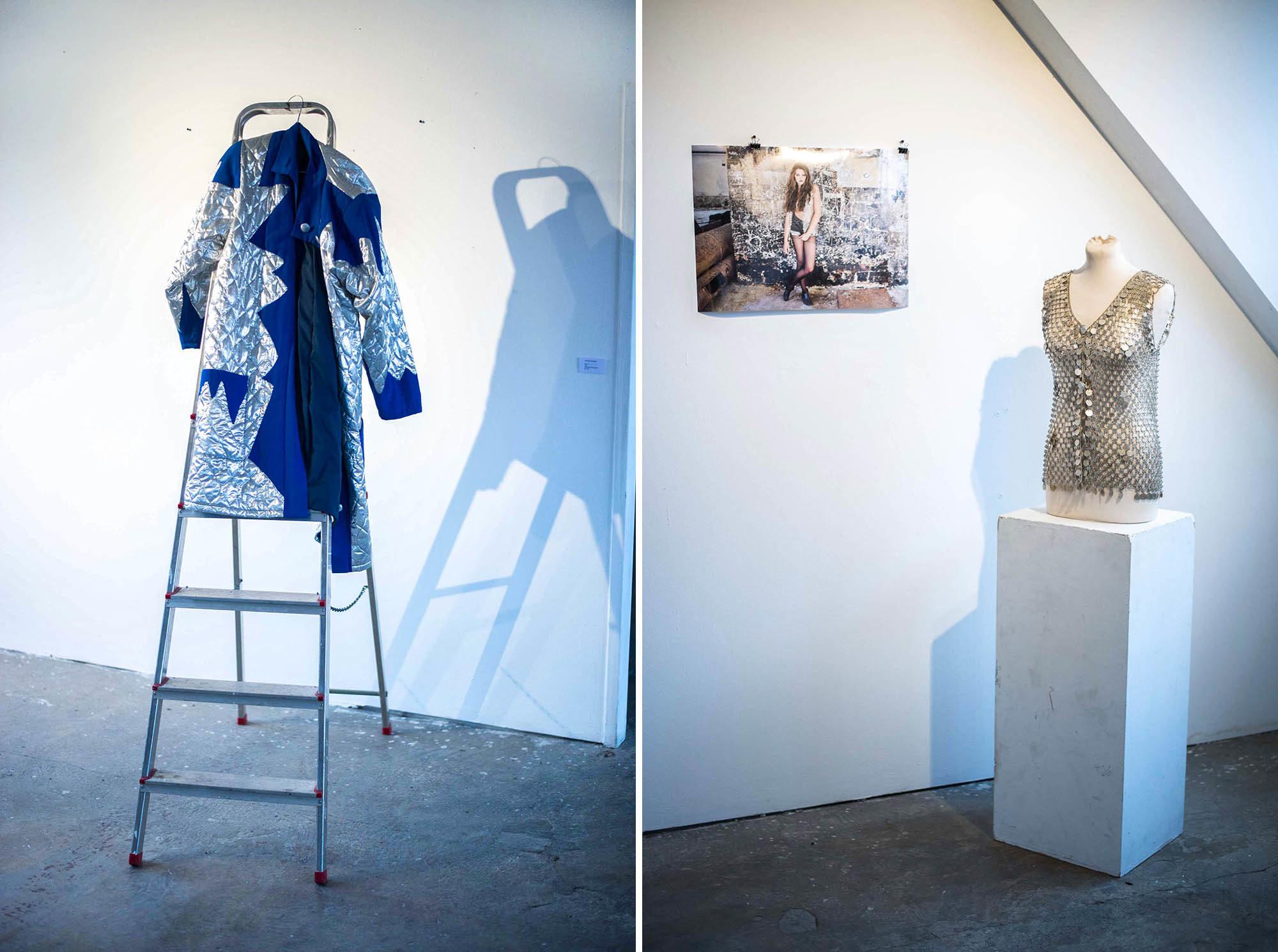 mehrwert textil kunst mode kulm fair fashion vernissage nachhaltigkeit textilindustrie veränderung