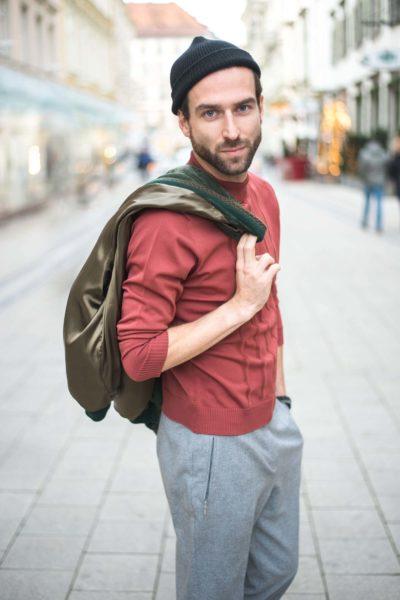 Vintage Outfit: It's a men's world