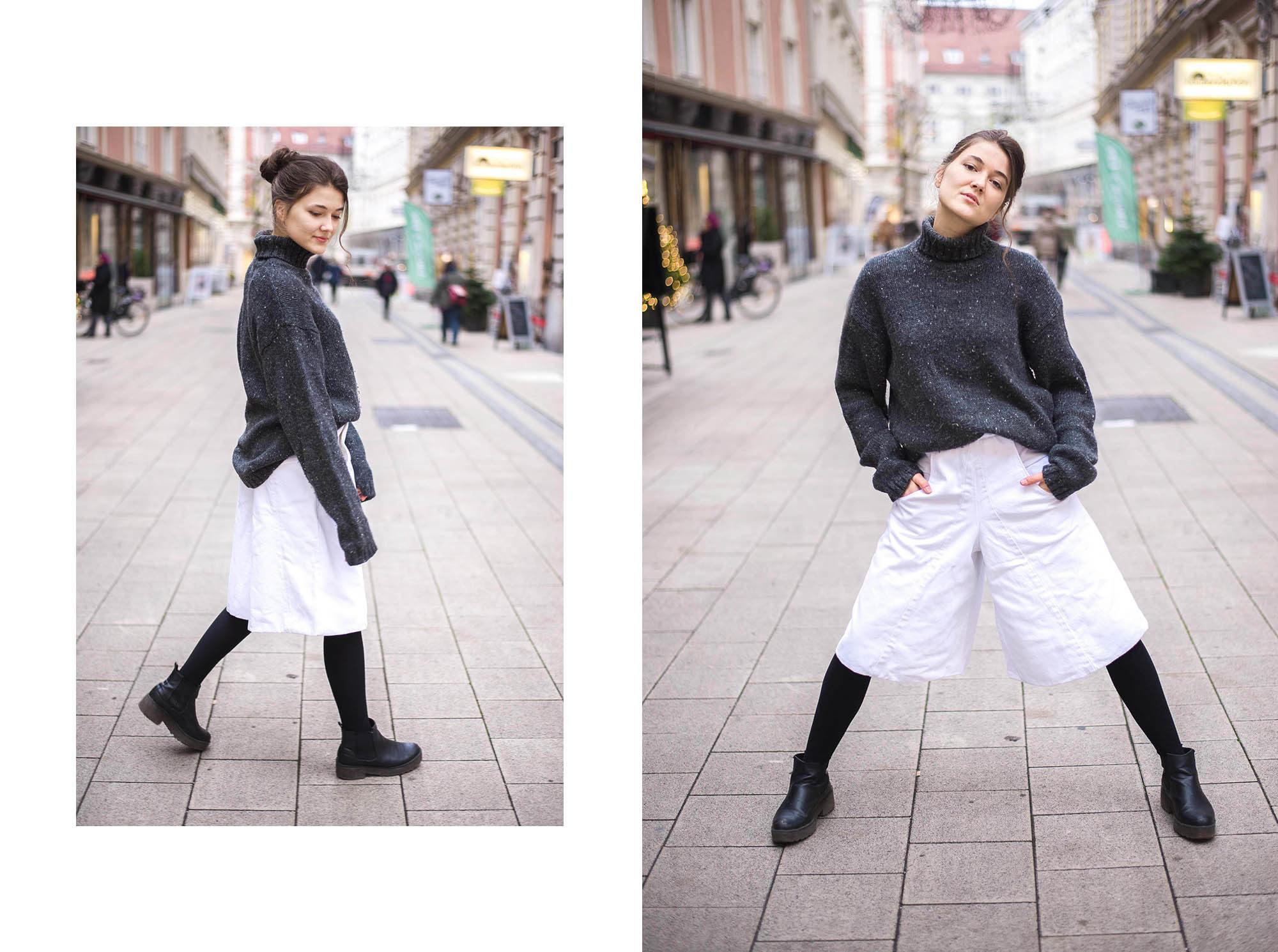 Dogdays of Summer Vintage Outfit Vintage store onlineshop Graz Austria Österreich Diana Ranegger Modeschule Graz