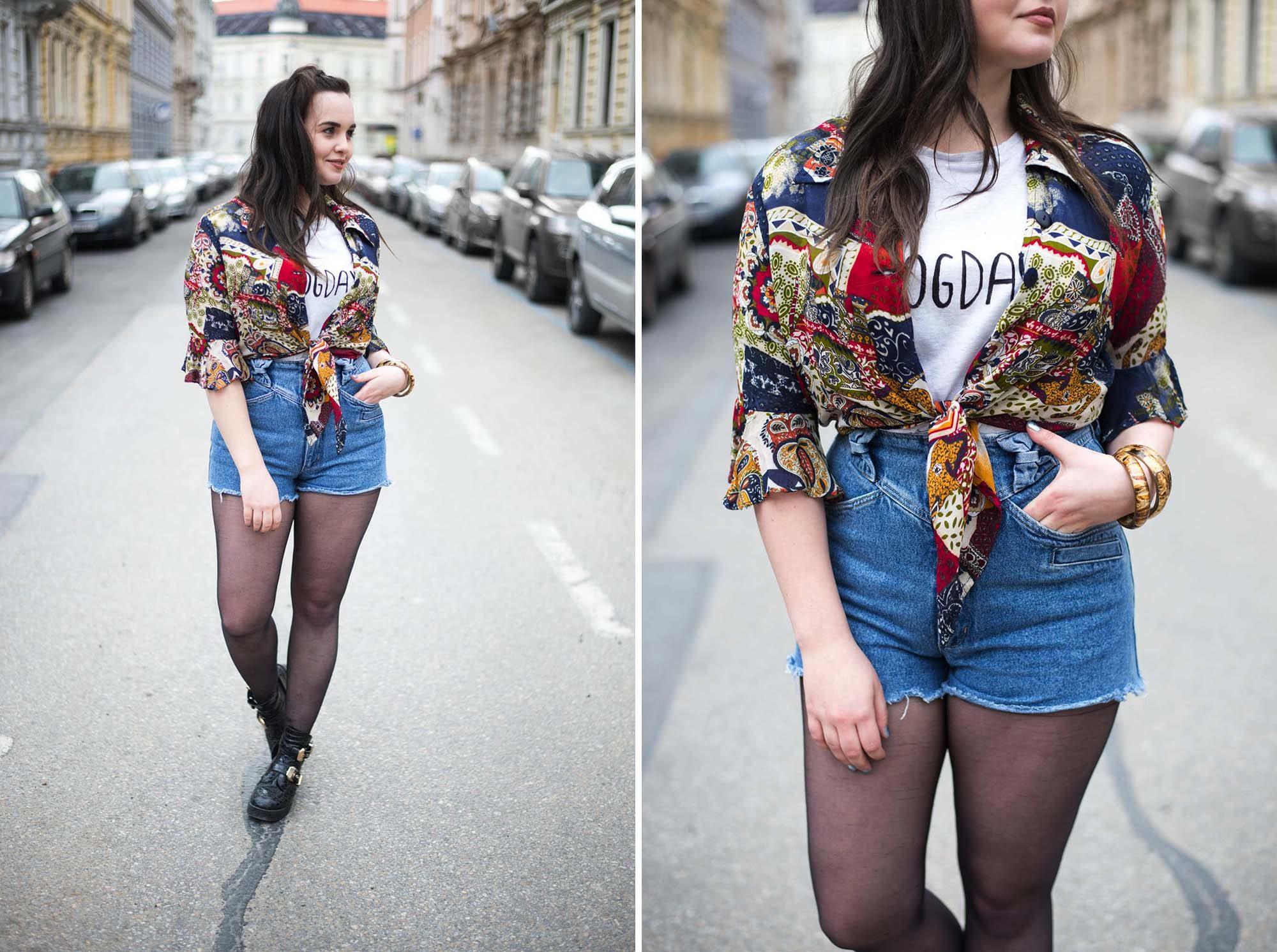 vintage outfit dogays of summer retro boho frühling onlineshop graz österreich steiermark