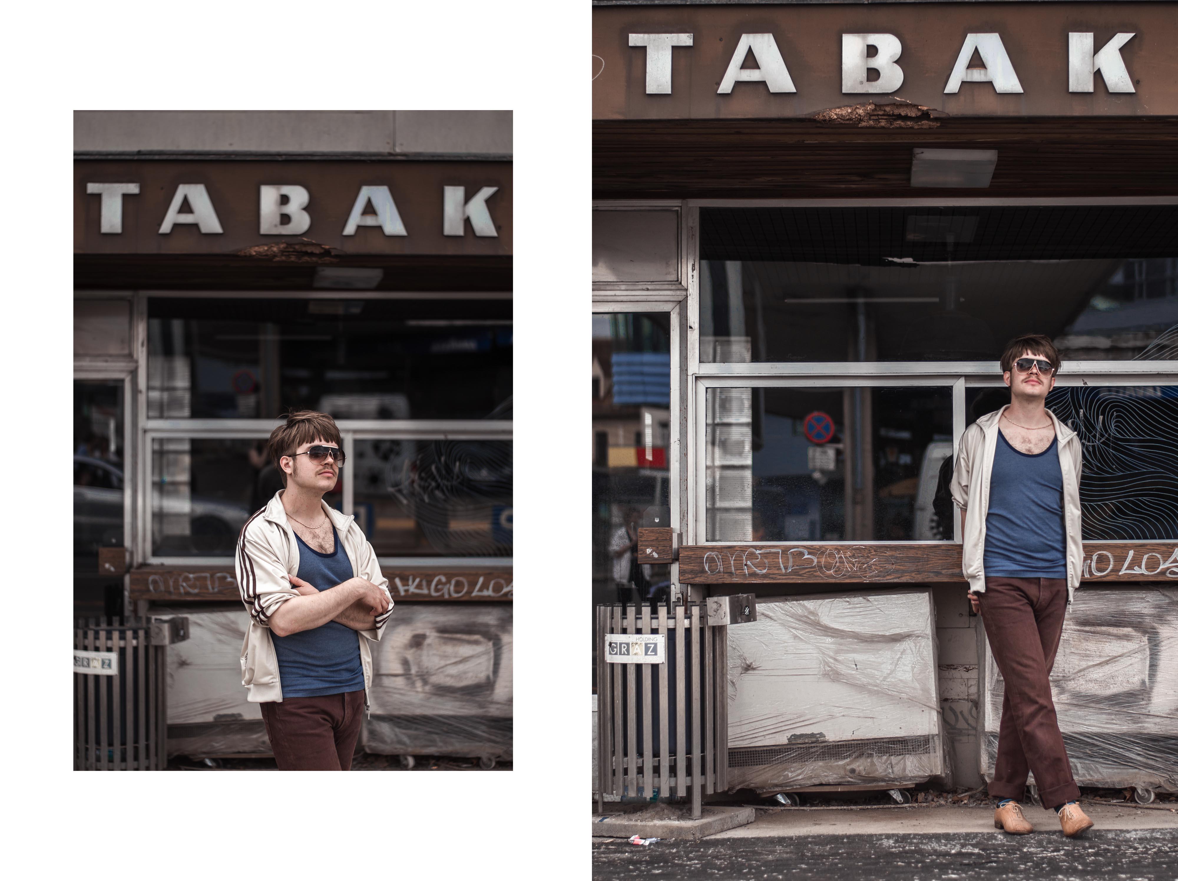 4 Vintage Styles by the band Solar Blaze Vienna