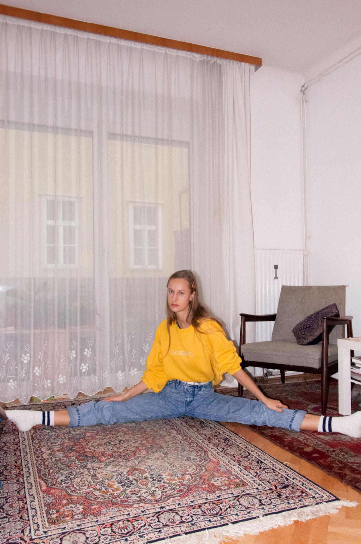 Johanna Dorner trägt DGDS by Dogdays of Summer Vintage