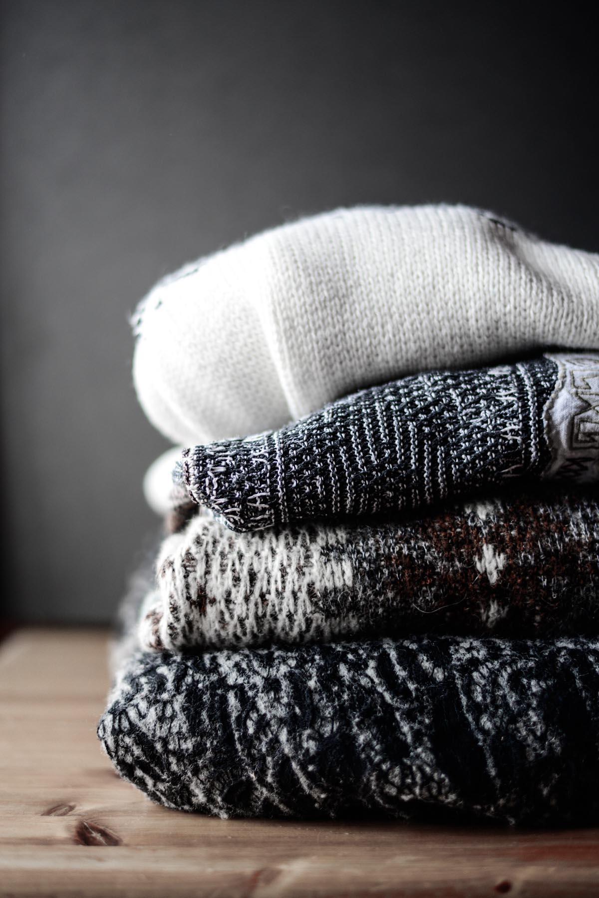 Wolle Thrift Guide: Wie du schlechte Gerüche einfach entfernen kannst