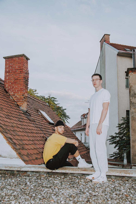 Alexander Böhringer und Ruben Asuo in DGDS by Dogdays of Summer Vintage: Was Secondhandkleidung für sie ausmacht