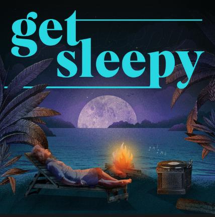 Unsere liebsten Podcasts: Get Sleepy. Perfekt zum Einschlafen und Entspannen