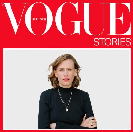 Vogue Stories: Der Podcast der Deutschen Vogue