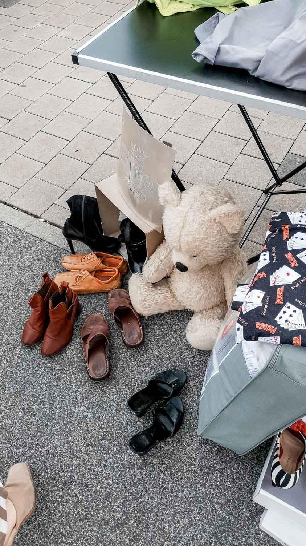 Flohmarkt in Graz