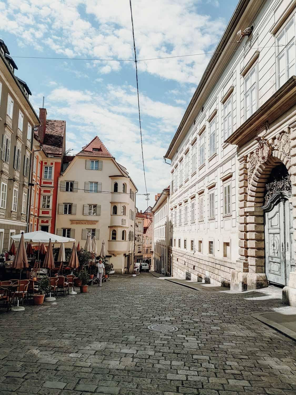 Ein Wochenende in Graz – dein Local Guide. Die Innenstadt
