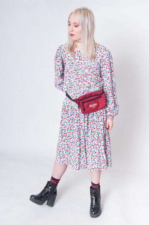 80er Yves Saint Laurent Feeling Floral