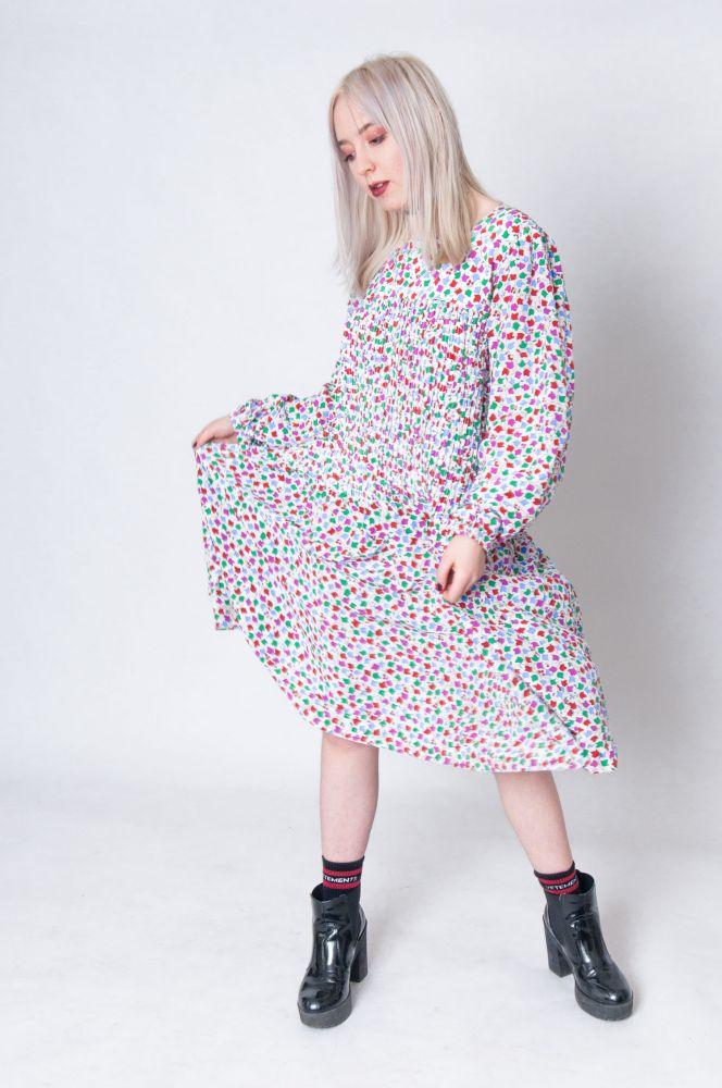 80er Yves Saint Laurent Feeling Floral 5