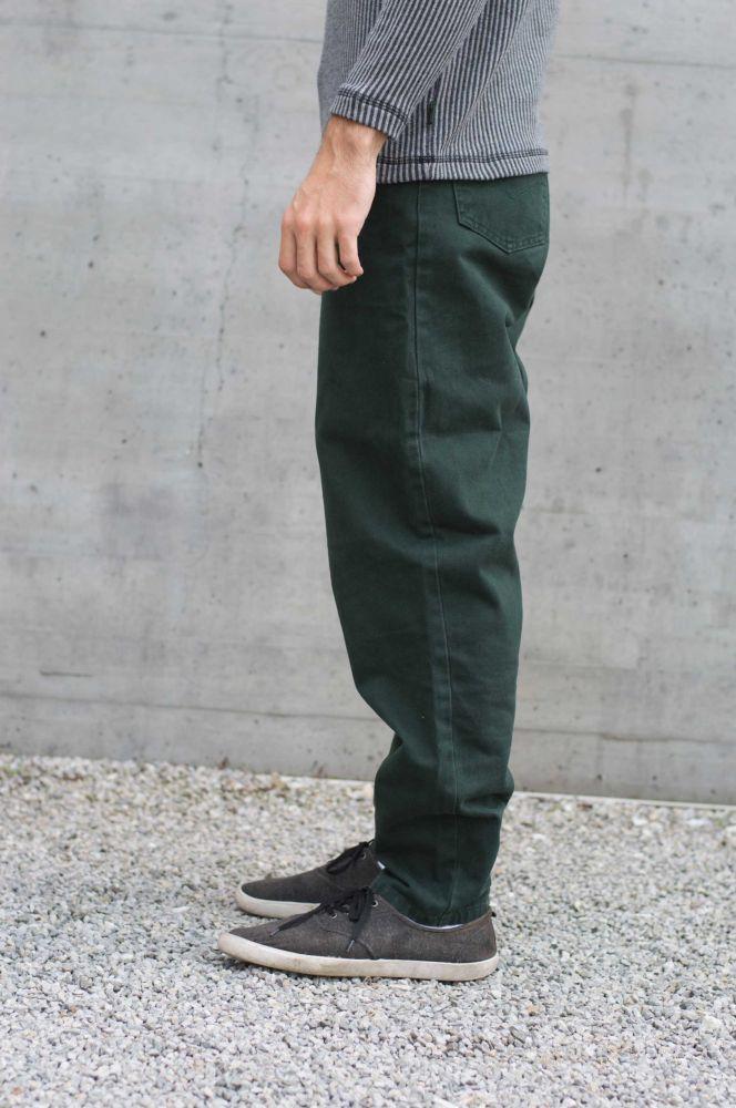 Dark Green HIS 5