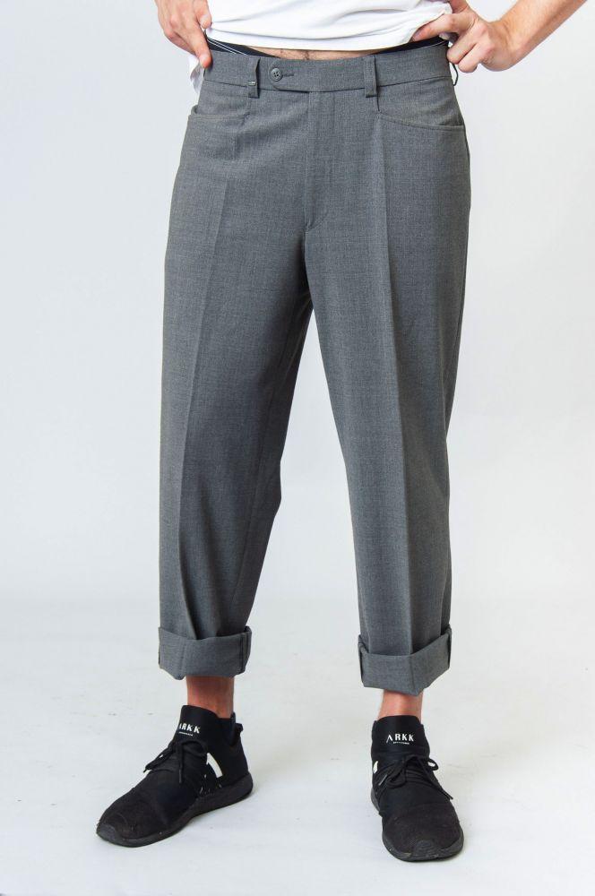 Grey Gentleman 2