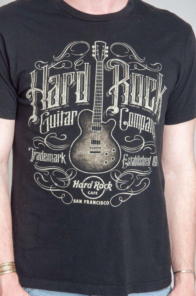 Hard Rock Cafe San Fransico 5