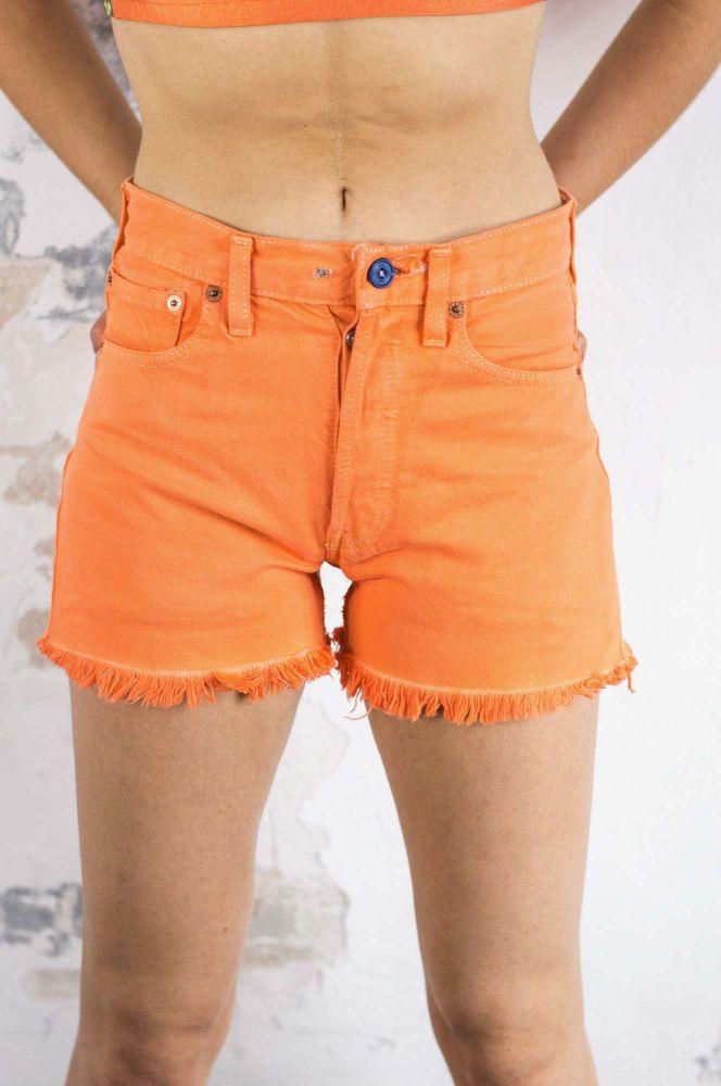 Orange Fringe 4