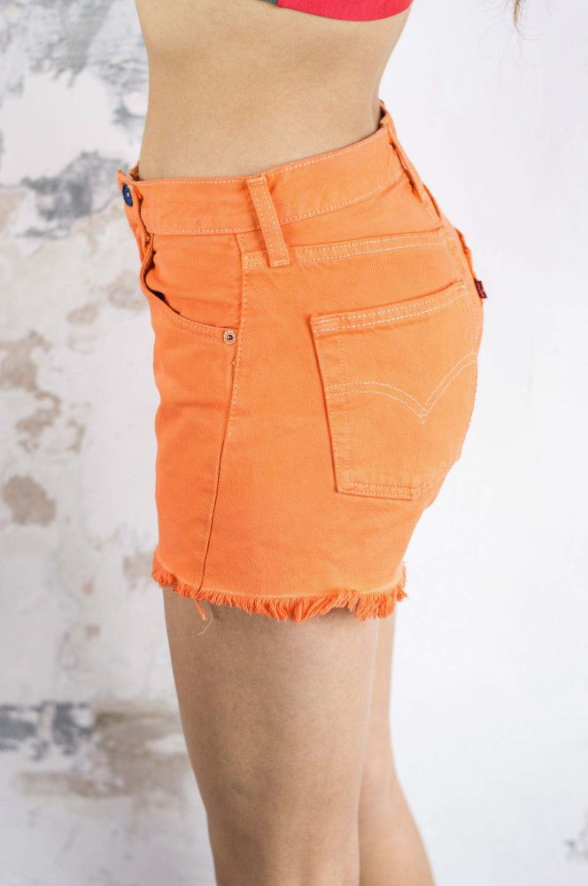Orange Fringe 5