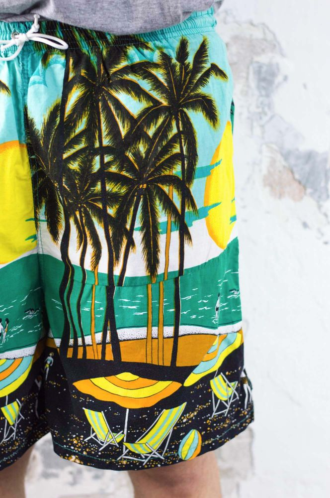 Sunset Palm 3