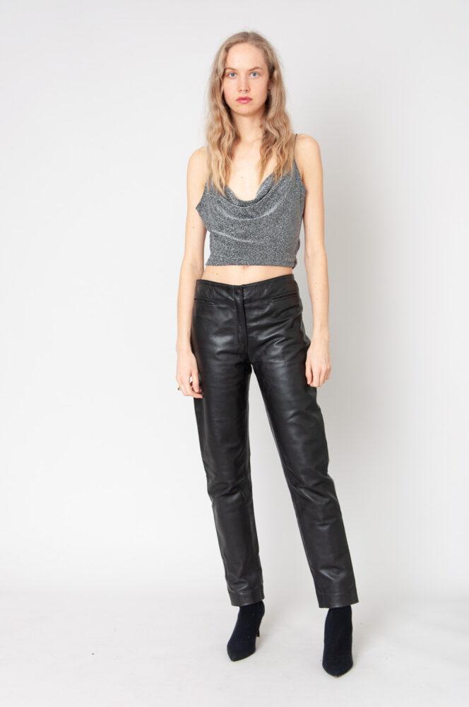 Shiny Shiny Leather