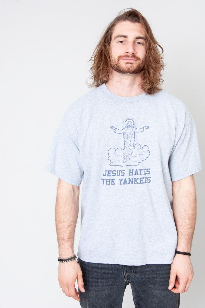 90s Jesus Hates The Yankees 5