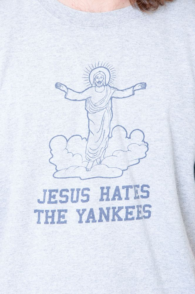 90s Jesus Hates The Yankees 4