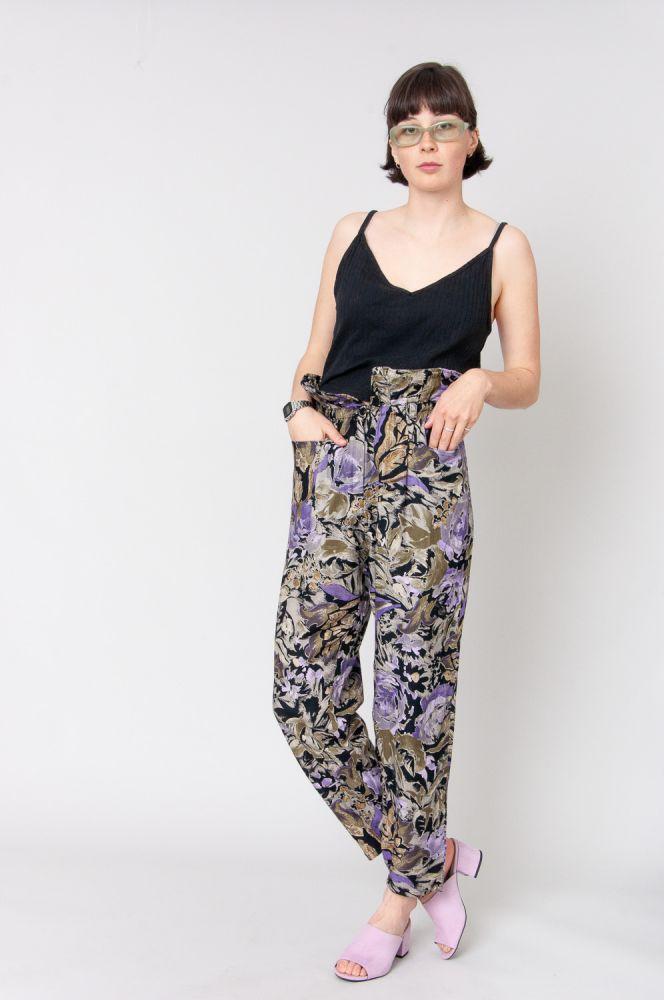 Purple Roses 6