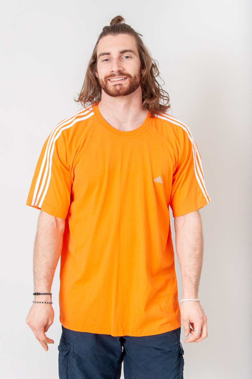 2000s Adidas In Orange