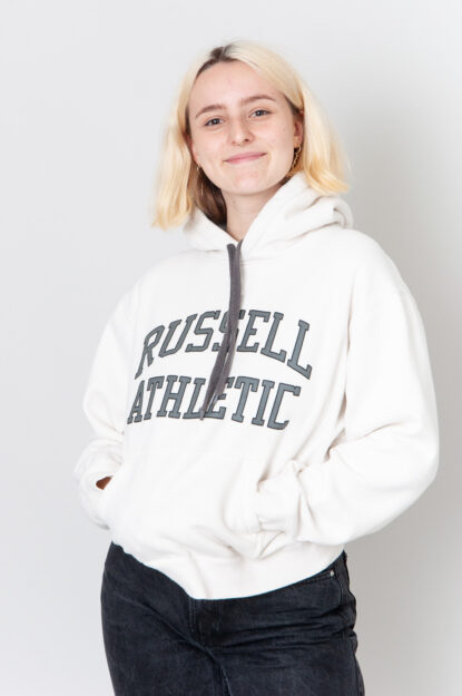Russell Athletic In Cream