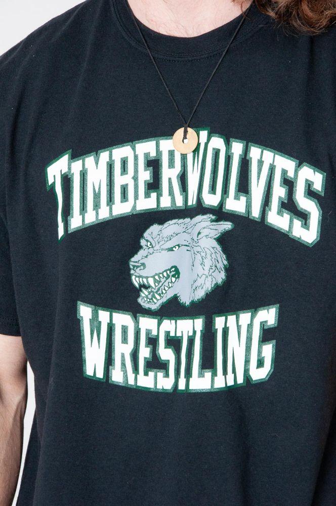 T Xtreme Timberwolves Wrestling T-Shirt 4