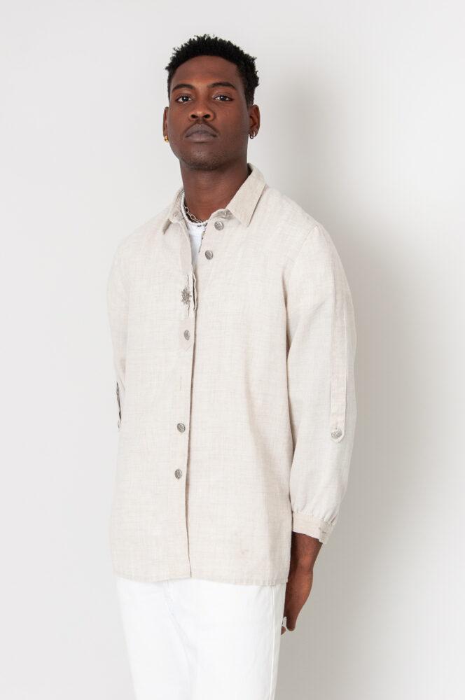 Edelweiss Langarmhemd