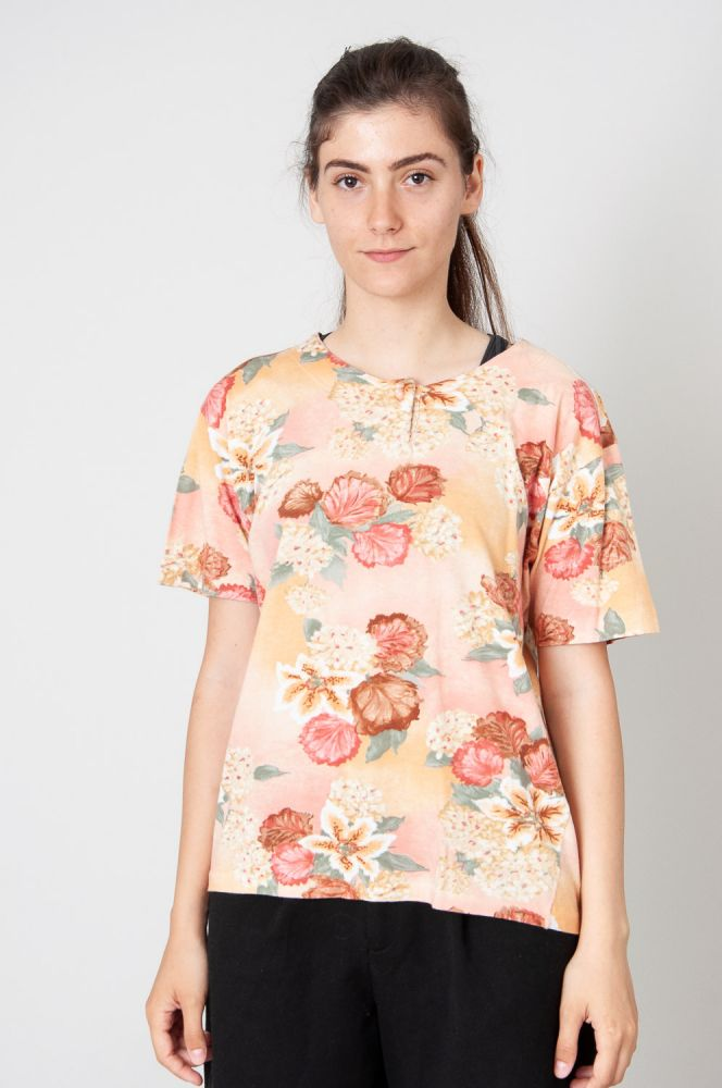 Flowers And Leaves T-Shirt 3