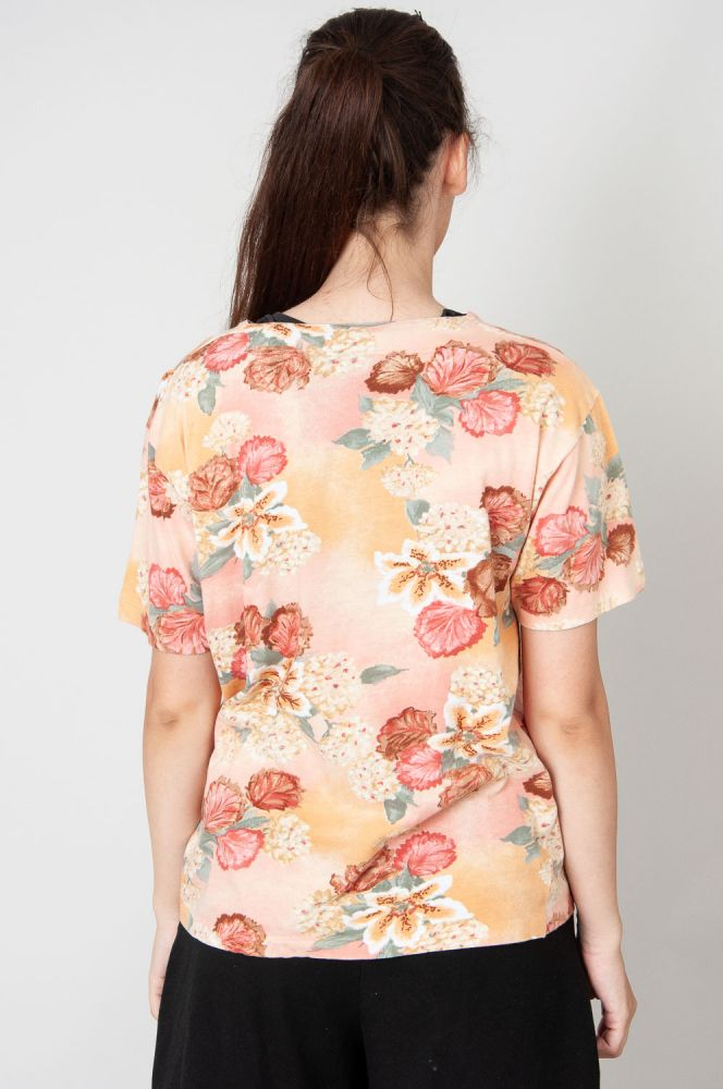 Flowers And Leaves T-Shirt 5
