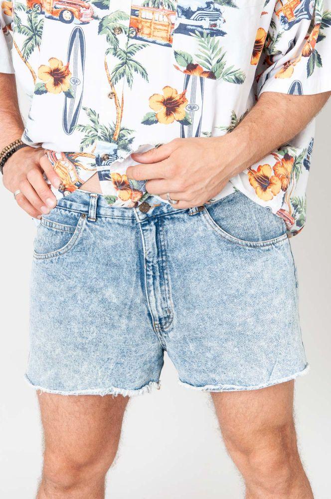 J F Gee Kurze Shorts 5