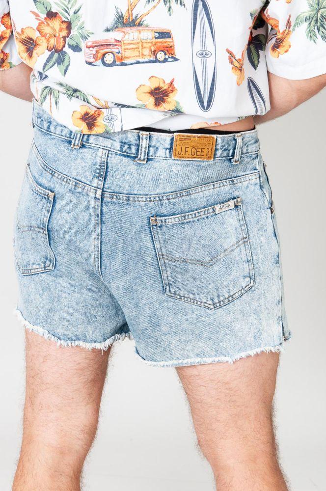 J F Gee Kurze Shorts 4