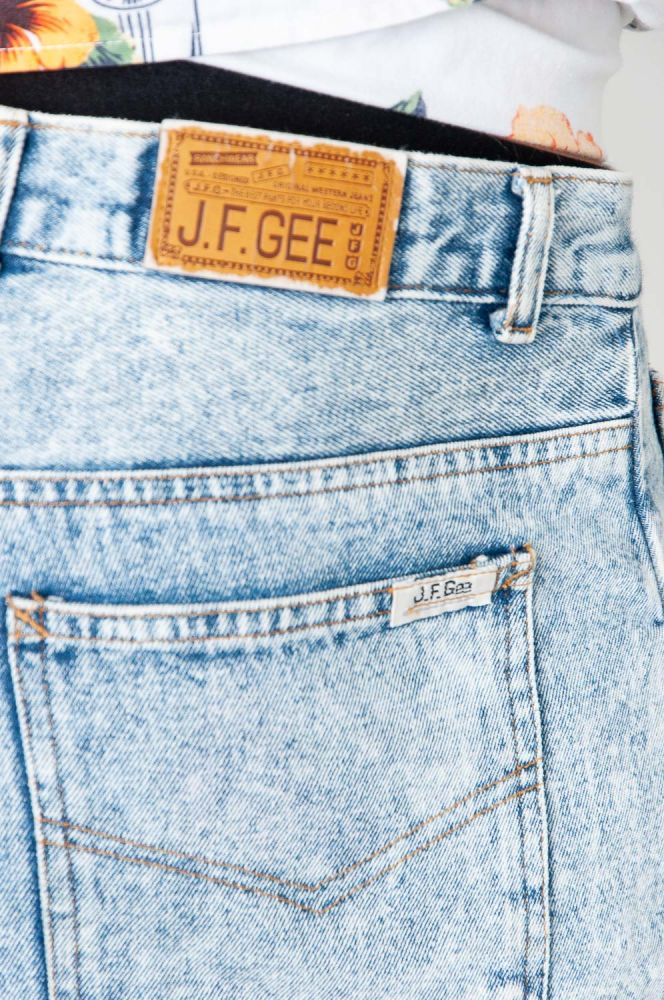 J F Gee Kurze Shorts 3