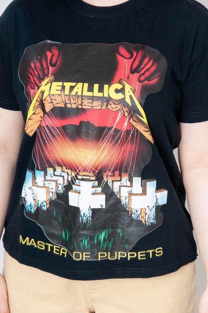 Metallica Master Of Puppets T-Shirt 4