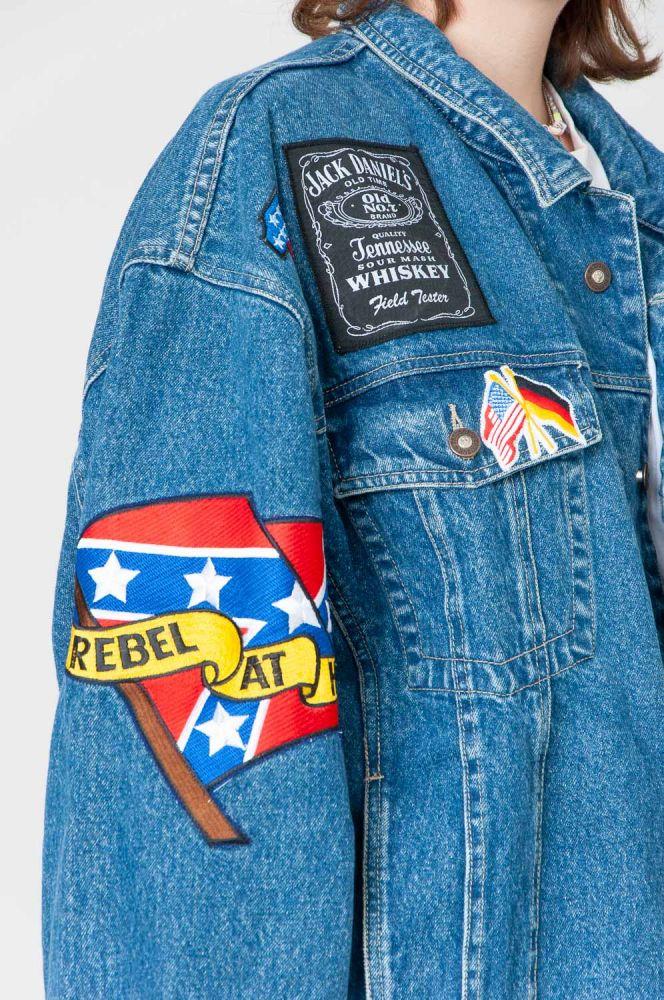 Rebel At Heart Jeansjacke 5