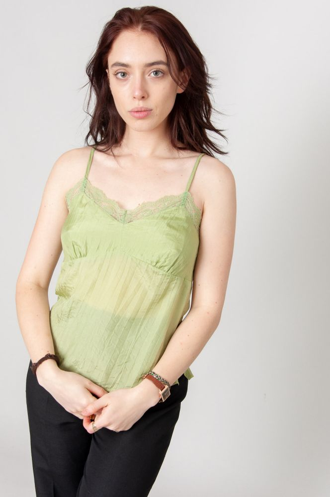 Silk And Lace Cami Top 5