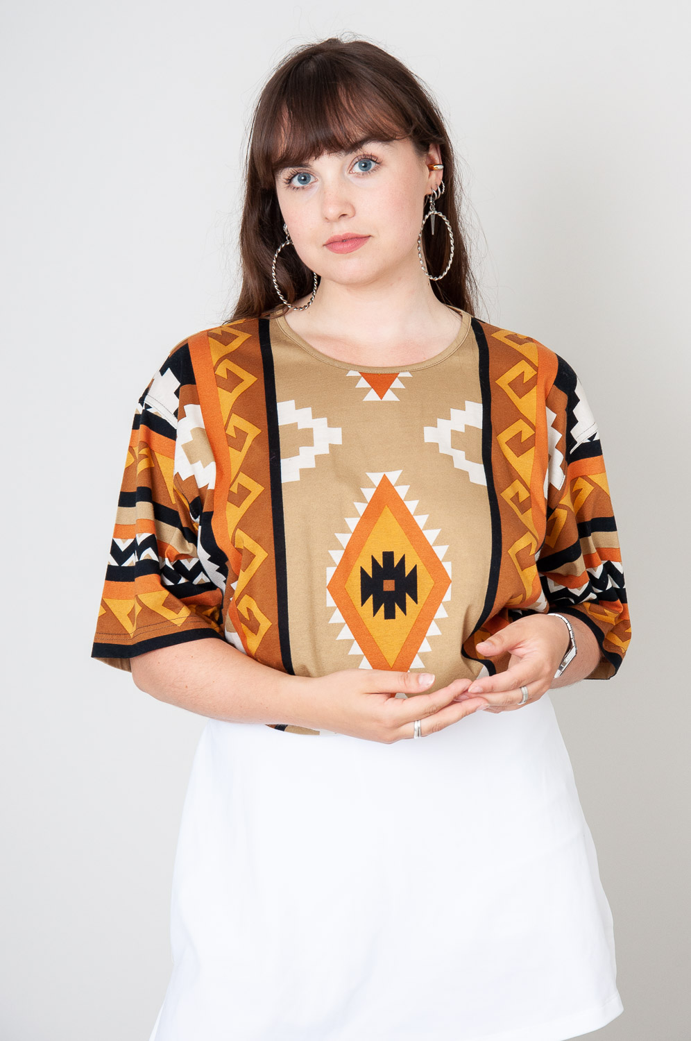 So Much Pattern T-Shirt