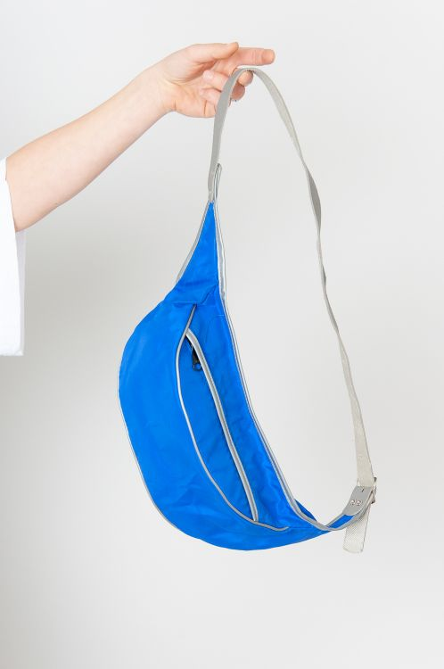 Wonderful Blue Bauchtasche 3