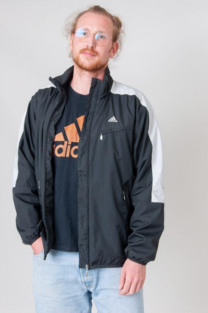 2000er Adidas Sportjacke