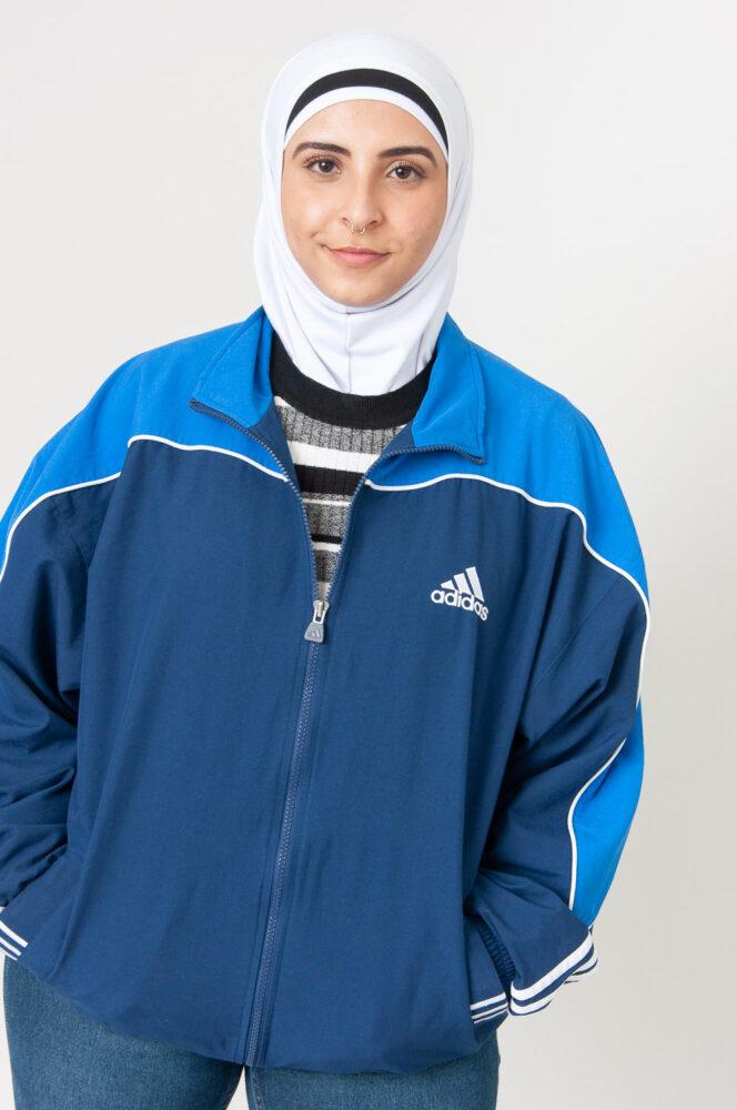 90er Adidas Sportjacke