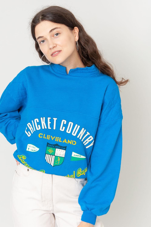 Cricket Country Cleveland Sweatshirt