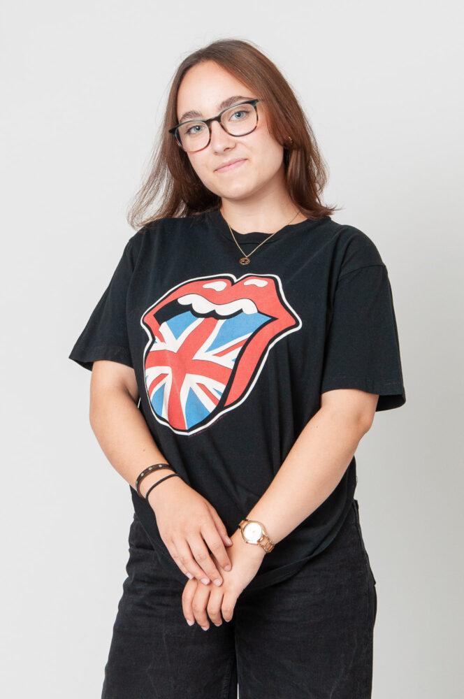 English Rolling Stones T-Shirt