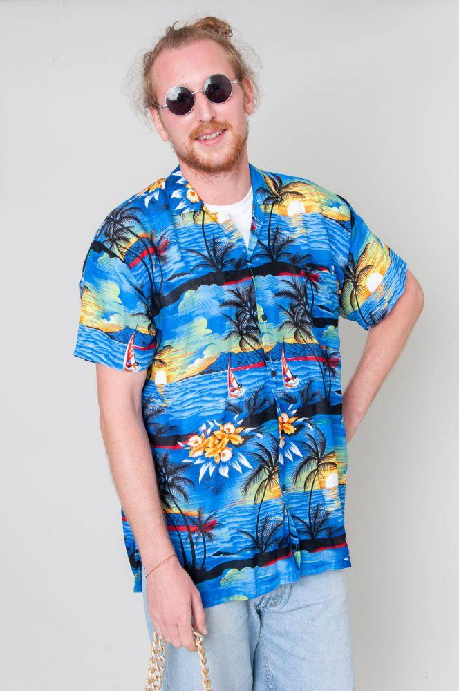 Hawaiian Sunset Kurzarmhemd 2