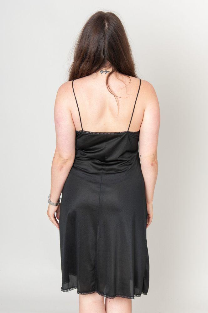 Lace Flower Slip Dress 3