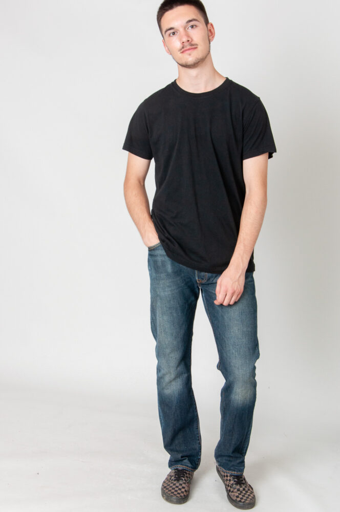 Levi's 501 Washed Out Jeans