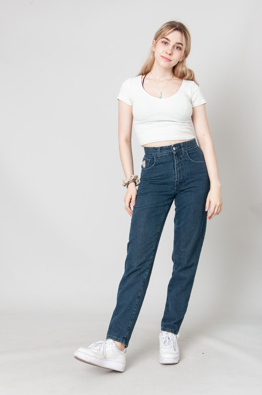 Trussardi Jeans High Waist