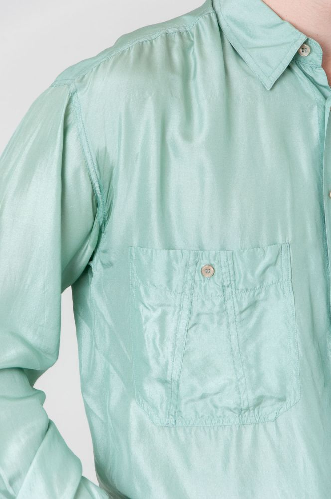 Turquoise Stones Langarmhemd 3
